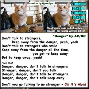 """Danger"" by AC/DC (Adapted)"