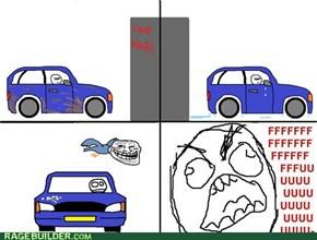 Rage Guy: Car Wash