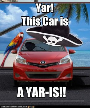This car is a Yar-is