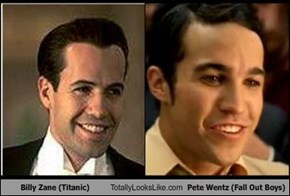Billy Zane Totally Looks Like Pete Wentz