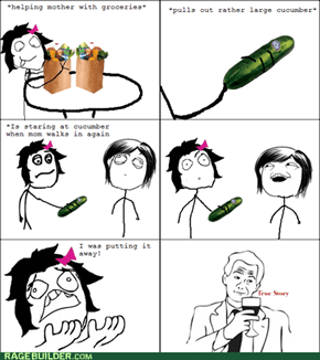 The Cucumber Incident