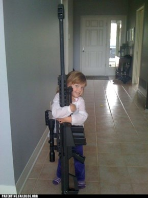 BFFs For Your Rifle-Association-Loving Child