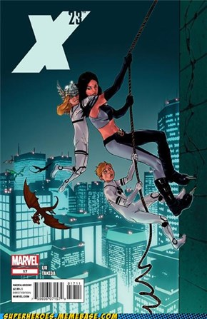 X-23's Adventures in Babysitting