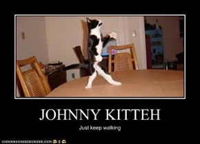 JOHNNY KITTEH