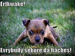 Erfkwake!