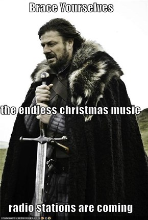 Brace Yourselves, Thanksgiving Is Overlooked