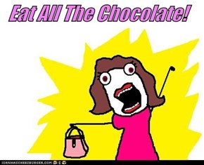 Eat All The Chocolate!