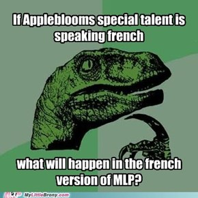 special french?
