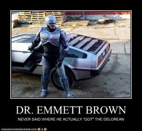 Dr. Emmett Brown