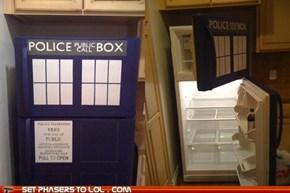 Doctor Who - TARDIS Refrigerator