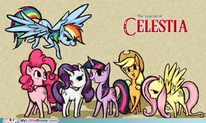 Legend of Celestia: Skyward Sword