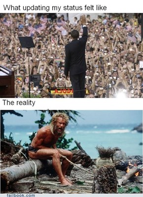 What You Think vs. Reality