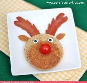 Epicute: Rudolph-wich