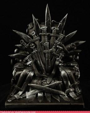 Epicute: Iron Throne Cake