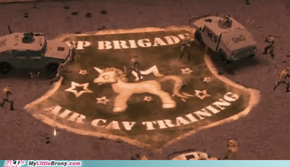 Saints Row: The Third National Guard Pony