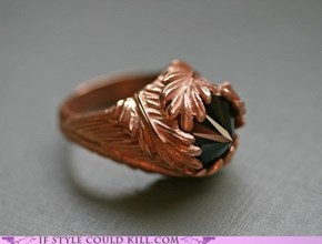 Ring of the Day: All Wrapped Up