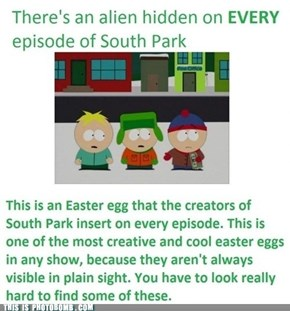When You See It: South Park Aliens