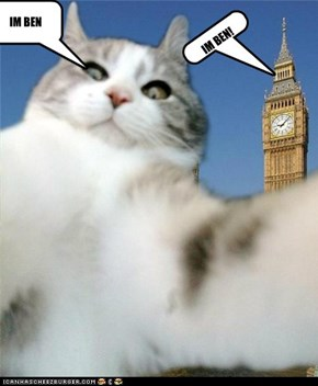 BIG BEN MEET BIGGER BEN