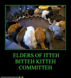 ELDERS OF ITTEH BITTEH KITTEH COMMITTEH