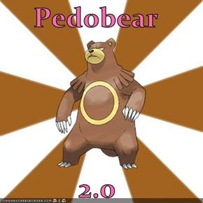 Pedobear  2.0