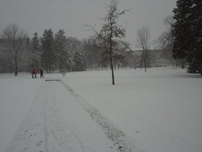 University of North Dakota in December