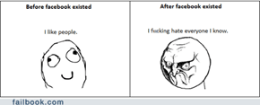 Before and After Facebook