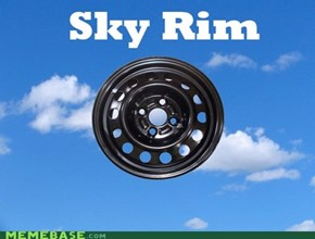 What Is This Sky Rim Everyone Keeps Talking About?