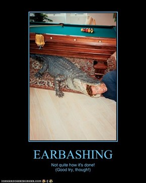 EARBASHING