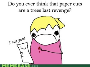 I Cut You Good