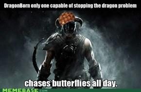 Scumbag Dragonborn
