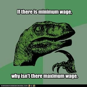Philosoraptor is part of the 99%
