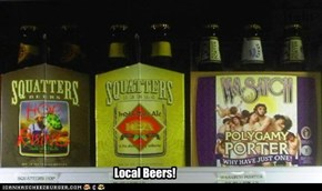 Local Beers!