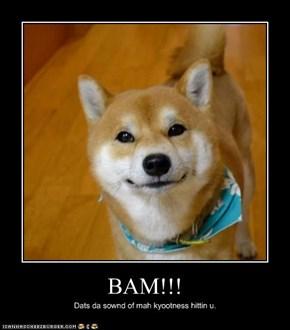 BAM!!!