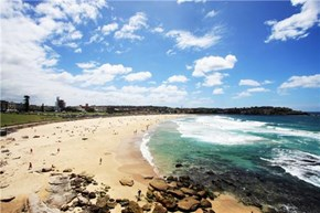 First Class Ticket - Destination of the Week - Sydney, Australia - Bondi Beach