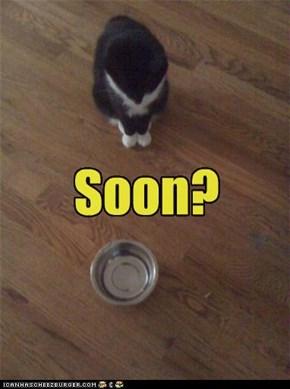 Soon?