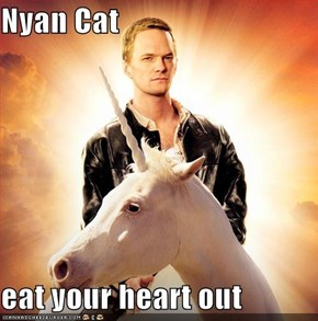 "Are You Singing ""Neil Patrick Harris"" to the Tune of the Nyan Cat Jingle Now?"