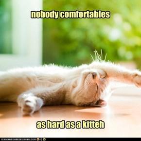 nobody comfortables