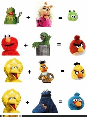 The Dark Truth About Angry Birds