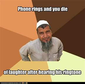 Phone rings and you die