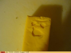 scared cheese