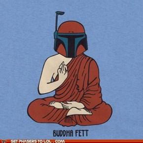 Star Wars - Buddha Fett