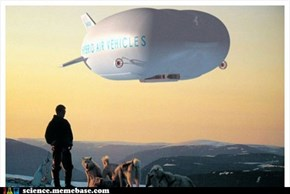 Airships Are GO!