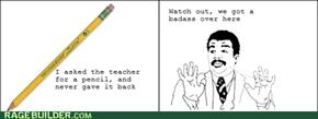 Grand Theft Pencil