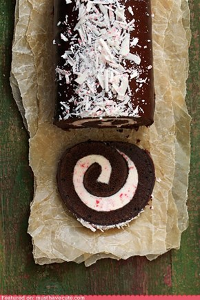 Epicute: Chocolate Peppermint Roll