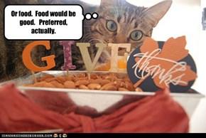 Preferred, actually!