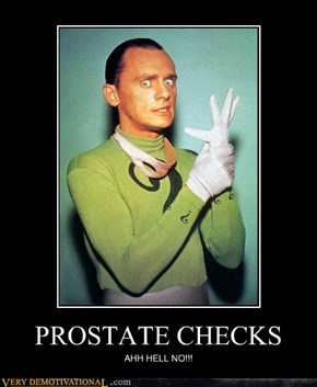 PROSTATE CHECKS