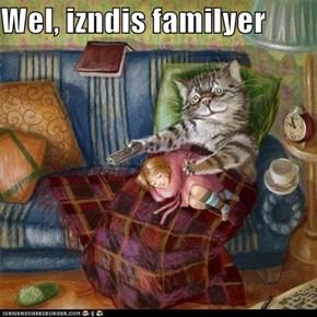 Wel, izndis familyer