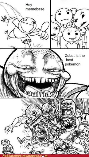 Zubat Knows the Best Move - Supersonic