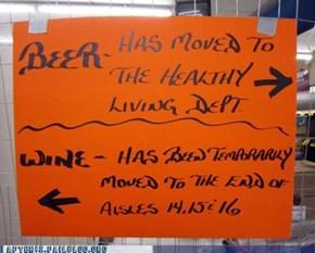 Better Living Through Beer