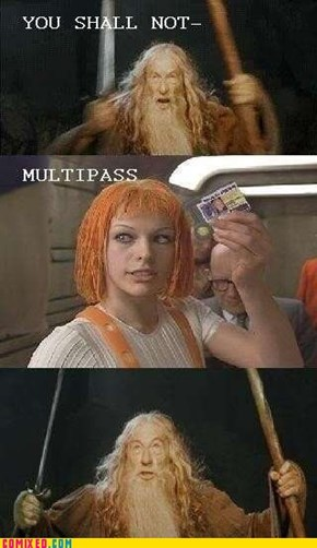 Dang It Leeloo